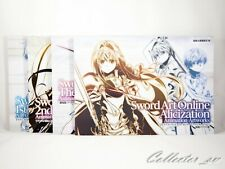 JP Import | Sword Art Online Animation Artworks Vol.1 - 4 Set