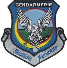 GENDARMERIE SENEGAL (AFRICA) Police patch (AIR SUPPORT UNIT)