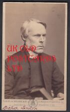 CDV PHOTO -  Rev John Jackson Bishop of Lincoln and London