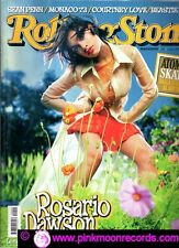 ROLLING STONE MAGAZINE 9/2004 ROSARIO DAWSON SEAN PENN COURTNEY LOVE BEASTIE BOY