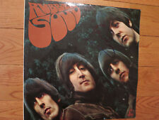 Paul McCartney signed lp coa + Proof! The Beatles autographed Rubber Soul album