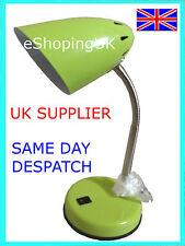 Premier Housewares Flexi Desk Lamp in Studies Bedrooms or Studios Lime Green