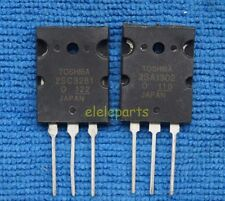 5pair(10pcs) of 2SA1302&2SC3281 TOSHIBA