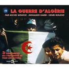 """244 // LIVRE AUDIO """"LA GUERRE D'ALGERIE"""" 3CD NEUF SOUS BLISTER"""