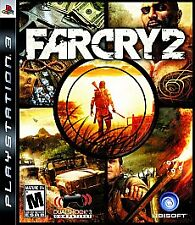Far Cry 2 (Sony PlayStation 3, 2008) digital