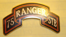 Combat Service Id.Badge- 75Th Ranger,Special Troops Bn