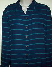 Women's Nautica long-sleeved shirt/blouse Size M