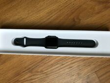 Apple Watch Series 3 38mm Space Gray - Bought in May 2020. Worn 1 time.