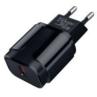 9V 2A/12V 1.6A QC3.0 18W Quick Fast Wall Charge 100-240V Phone Charger Adapter