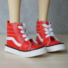 "1/3 BJD RED Shoes Sneakers For Male 1/3 24"" 60cm BJD doll AOD SD DOD DK DZ"
