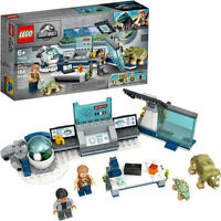 LEGO® Jurassic World™ - Dr. Wu's Lab: Baby Dinosaurs Breakout​ 75939 [New Toy]