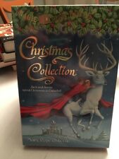 Magic Tree House Christmas Collection Box Set Camelot & Ghost Tale Hardcover