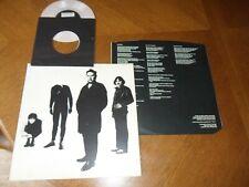 THE STRANGLERS . BLACK AND WHITE VINYL ALBUM +7'' BEIGE VINYL