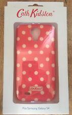 BNIB CATH KIDSTON Samsung Galaxy S4 Case Pink - White Polka dots - RRP £24.95