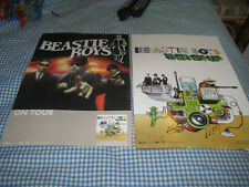 Beastie Boys-(the mix up)-1 Poster-2 Sided-11X17-Nmint-Rare