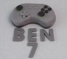 Personalised Gaming Game Console Controller Edible Cake Topper xbox ps4 nintendo