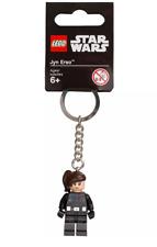 NEW Lego Star Wars Jyn Erso Key Chain Key Ring  Keychain Chain Rogue One
