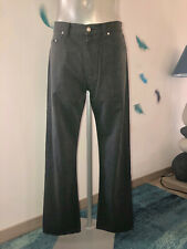 jeans droit gris HUGO BOSS alabama taille W35 L34 excellent état