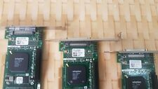 3x Adaptec SCSI RAID 2120S ASR-2120S ASR-2120S/64MB