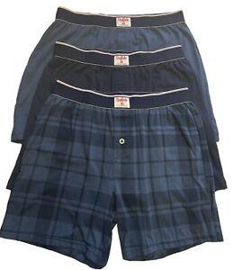 Buffalo David Bitton Men's 3 Pack Knit Boxers - Size: Medium        -       H-1