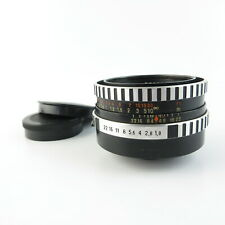 Für M42 Export aus Jena Zebra Pancolar 1.8/50 Objektiv lens Thorium