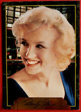 """Sports Time Inc."" MARILYN MONROE Card # 162 individual card, issued in 1995"