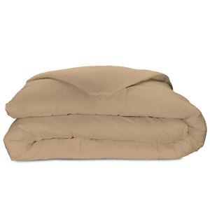 Cosy House Luxury Bamboo Down Alternative Comforter & Duvet Insert - 6 Colors