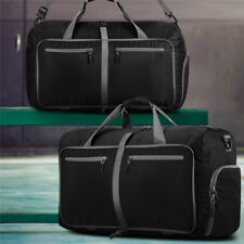 Waterproof Travel Large Foldable Luggage Bag Clothes Storage Carry-On Duffle Bag