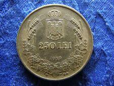 ROMANIA 250 LEI 1939, KM57