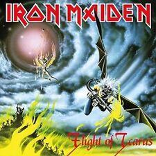 "Iron Maiden Flight of Icarus 7"" Single Vinyl 2014 Reissue 45rpm"