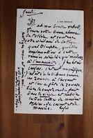 ✒ L.A.S. Anatole de LA FORGE à Aurélien SCHOLL - Thiers Carnot fête