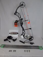 Bear Wild Compound Bow Hunting Package Black Shadow 50-60# 24-31in. Right Hand