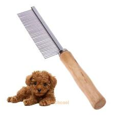 Pet Brush Comb Cat Dog Hair Fur Removal Grooming Trimmer Dematting Steel Tool