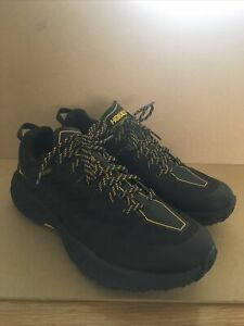 Hoka One One Mens Speedgoat 4 Gore-Tex Running Shoes - UK Size 10