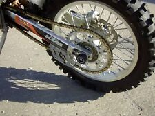 KTM 660 SMC R&G Racing Swingarm Protectors SP0002BK Black