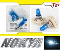 Nokya 7000K White P​S24W 5202 Nok7489 35W Two Bulbs Fog Light Replace Upgrade OE