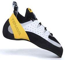 Tenaya Tarifa Youth UK 2.5 EU 35 White & Yellow Rock Climbing Shoes FREEPOST