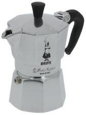BIALETTI STOVE TOP COFFEE MAKER MOKA EXPRESS 3 CUP ESPRESSO GENUINE ITALIAN MADE