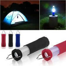 Camping Outdoor Light LED Portable Tent Umbrella Night Lamp Lantern Hiking Torch