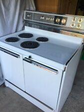 Frigidaire Custom Imperial Dual Elecrtri-Clean Oven
