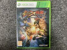Street Fighter X Tekken Complet Xbox 360 UK PAL