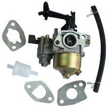 Carburetor Carb For HONDA GX160 GX200 5.5HP 6.5HP Engine & Gaskets + Fuel Pipe