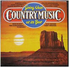 Going West Country Music, EX/EX, LP (6007)