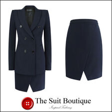 Patternless Skirt Suits Women's 14 Trouser/Skirt Suits & Suit Separates