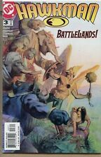 Hawkman 2002 series # 3 near mint comic book