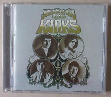 CD    ***  THE KINKS. SOMETHING ELSE BY THE KINKS  ***