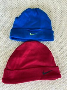 Baby/Infant Nike Beanies Red/Blue