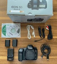 (FREE SHIPPING) Canon EOS 5D Mark III 22.3MP DSLR Camera - Black (Body Only)