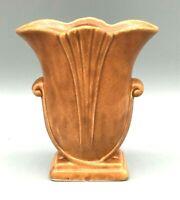 Vintage Red Wing Pottery Art Nouveau Vase #874