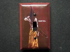 Decorative Light Switch Covers-Decoupage-SILENT HILL PYRAMID HEAD-MadeToOrder